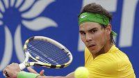 Rafael Nadal vybojoval titul v Barceloně.