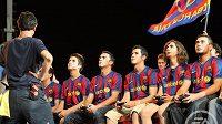 Mrkněte se na úžasnou reklamu s hvězdami fotbalového nebe!