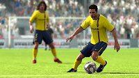 FIFA 10 nadchne perfektním vizuálním zpracováním!