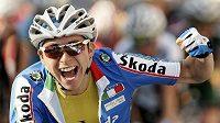 Italka Giorgia Bronziniová vyhrála zlato na MS v silniční cyklistice.