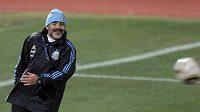 Diego Maradona je pořád nejlepším exekutorem trestných kopů.