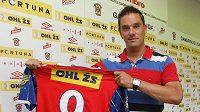 Petr Švancara stejně jako celá Zbrojovka doufá, že si příští rok zahraje první ligu.