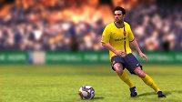 Nejlepší hráči a nejlepší fotbalový simulátor FIFA 10.
