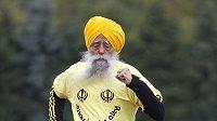 Indický běžec Fauja Singh