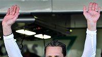 Celé Německo bude v nadcházející sezóně podrobně sledovat, jak si po návratu do F1 povede Michael Schumacher.