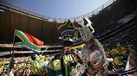 Zahajovací ceremoniál MS v Jihoafrické republice
