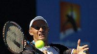 Rus Nikolaj Davyděnko na Australian Open