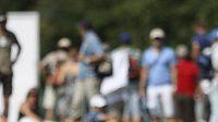 Švédský golfista Oskar Henningsson na turnaji Moravia Silesia Open v Čeladné. Ilustrační foto.