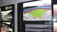 Tady je důkaz přímo z klubového muzea - žádný Nou Camp, ale Camp Nou, prosím...