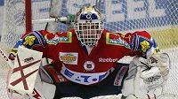 V play off hokejové extraligy na Dominika Haška nikdo neměl.