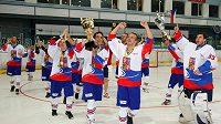 Čeští hokejbalisté