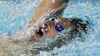 Pětinásobný olympijský šampión Ian Thorpe se vrátil ve velkém stylu.