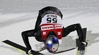 Gregor Schlierenzauer se raduje ze zisku titulu mistra světa na velkém můstku v Oslu.