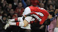 Radost Arsenalu, ilustrační foto.