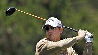Golfista Shaun Micheel během prvního kola US Open
