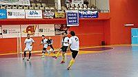 Momentka ze zápasu 1. ligy PRE Golden Tour Praha