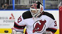 Brankář New Jersey Devils Martin Brodeur