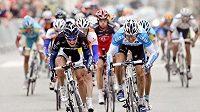 Australan Luke Roberts triumfoval ve spurtu 3. etapy závodu Kolem Murcie