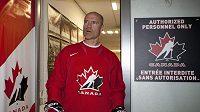 Hokejová legenda Mark Messier