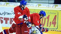 Čeští hokejisté do 20 let