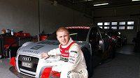 Michal Matějovský se supersilným Audi A4 DTM