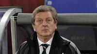 Trenér Liverpoolu Roy Hodgson.