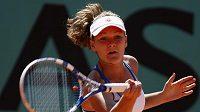 Polská tenistka Agnieszka Radwaňská