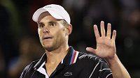 Andy Roddick odsoudil jednání svého krajana Wayna Odesnika.