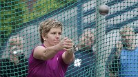 Polská kladivářka Anita Wlodarczyková vytvořila světový rekord výkonem 78,30 metru.