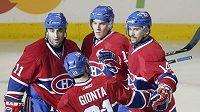 Hokejisté Montrealu (vpravo Tomáš Plekanec) už mají nového kouče.