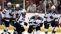 Hokejisté San Jose Sharks