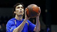 Basketbalový nestor Jiří Welsch.