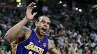 Basketbalista Los Angeles Lakers Shannon Brown
