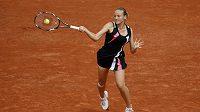 Maďarská tenistka Agnes Szavayová na Roland Garros