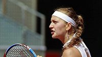 Petra Kvitová postoupila v Eastbourne do čtvrtfinále.