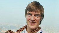Tomáš Verner s bronzovou medailí z ME ve Švýcarsku.