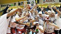 Basketbalisté Nymburka mají novou posilu.