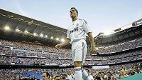 Představení Cristiana Ronalda fanouškům Realu Madrid