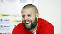 Fotbalista Plzně David Bystroň je po sedmém mistrovském titulu celý lačný.