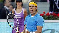 Rekordman Nadal. Španělský tenista dokázal v Madridu získat rekordní 18. titul v turnajích Masters.