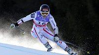 Rakouská lyžařka Elisabeth Görglová