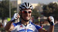 Belgický cyklista Tom Boonen