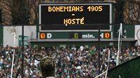 Neséhrané derby mezi dvěma Bohemkami bylo kontumováno ve prospěch vršovického klubu.
