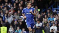 John Terry v dresu Chelsea
