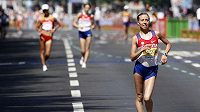 Ruska Olga Kaniskinová nedala v Tegu soupeřkám šanci.