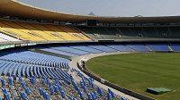 Rekonstrukce stadiónu Maracaná se také vleče.