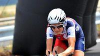 Rychlobruslařka Martina Sáblíková se postarala o zápis do českých rekordních tabulek. Dosáhla na kole maximální rychlosti 46,28 km/hod. na letmém kilometru.