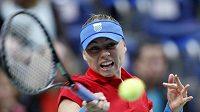 Ruská tenistka Věra Zvonarevová