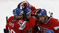 Čeští hokejisté pošlou na Moravu nejméně milión korun.