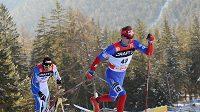 Český běžec na lyžích Lukáš Bauer na archivním snímku při Tour de Ski.